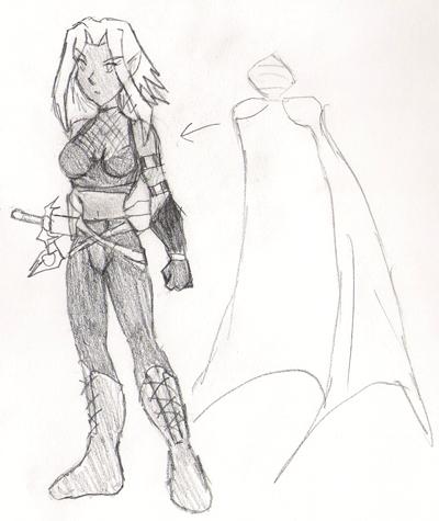 Shriarra\'s Hiding armor concept